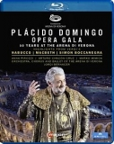 Placido Domingo-Opera Gala [Blu-Ray] Import