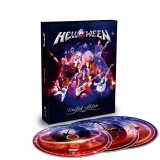 Helloween ‎– United Alive In Madrid (Digibook) [3DVD] Import