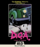 D.O.A. - A Right Of Passage (Special Edition) [Blu-Ray+DVD] Import
