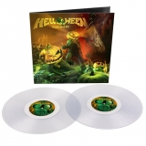 Helloween - Straight out of hell (Remastered 2020) Clear Vinyl [2LP] Import