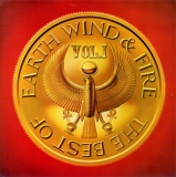 Earth, Wind & Fire ‎– The Best Of Earth, Wind & Fire Vol. 1 [LP] Import