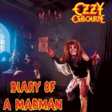 Ozzy Osbourne ‎– Diary Of A Madman [LP] Import