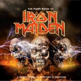 The Many Faces Of Iron Maiden Various (Red & Yellow Gatefold Vinyl) [2LP] Import