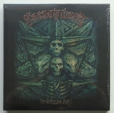 Satan's Host ‎– Pre-dating God Part 1 [LP] Import