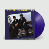 The Blues Brothers – Original Soundtrack (Ltd Blue Vinyl) [LP] Import
