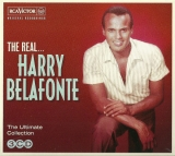 Harry Belafonte ‎– The Real... Harry Belafonte [3CD] Import