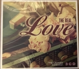 Various ‎– The Real... Love [3CD] Import