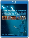 Gary Moore / One Night In Dublin [Blu-Ray]