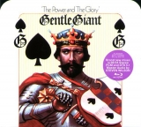 Gentle Giant - The Power And The Glory (Digipak) [Blu-Ray+CD] Import