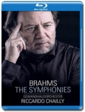 Riccardo Chailly /  Johannes Brahms: The Symphonies