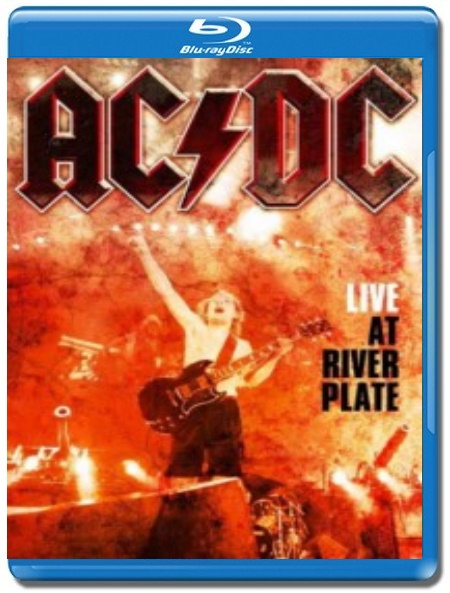 AC/DC / Live At River Plate [Blu-Ray] Import
