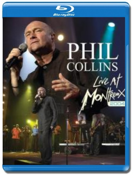Phil Collins / Live At Montreux 1996 - 2004 [Blu-Ray]