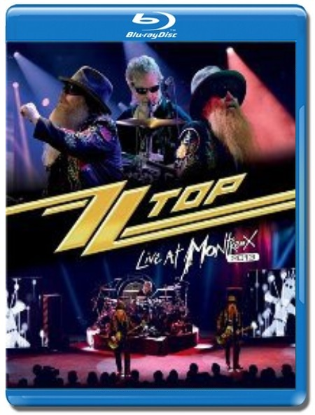 ZZ Top / Live At Montreux 2013 [Blu-Ray]