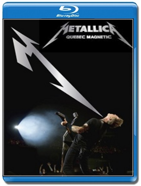 Metallica / Quebec Magnetic [Blu-Ray]