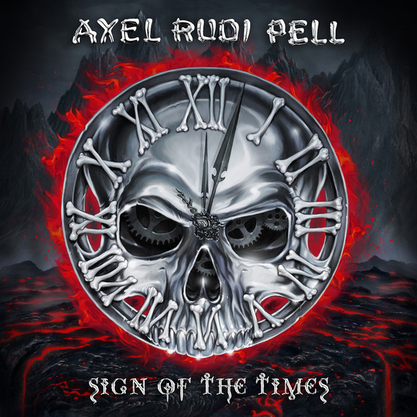 Axel Rudi Pell ‎– Sign Of The Times [2LP] Import