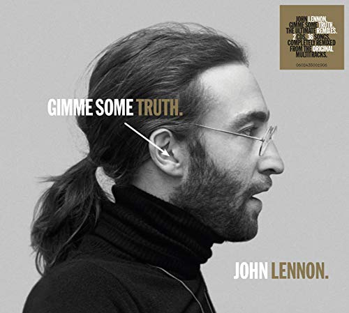 John Lennon - Gimme Some Truth. (Deluxe Edition) [4LP] Import
