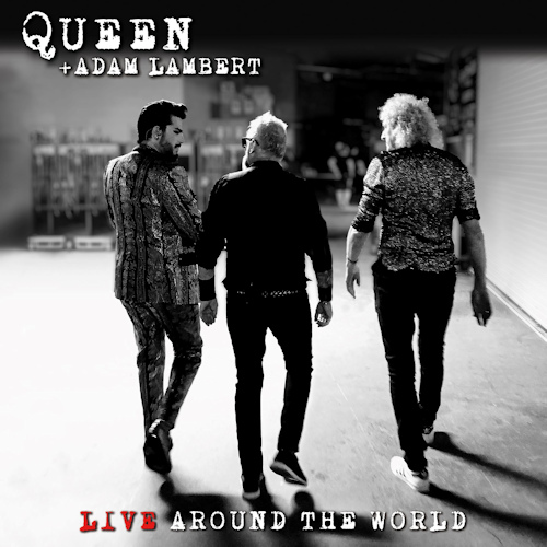 Queen, Adam Lambert - Live Around The World [CD+Blu-Ray] Import