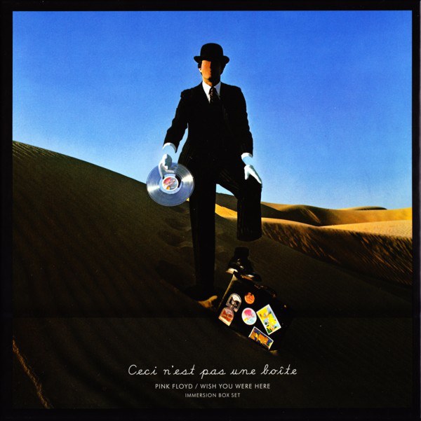 Pink Floyd ‎– Wish You Were Here (Immersion Box Set) [2CD+2DVD+Blu-Ray] Import