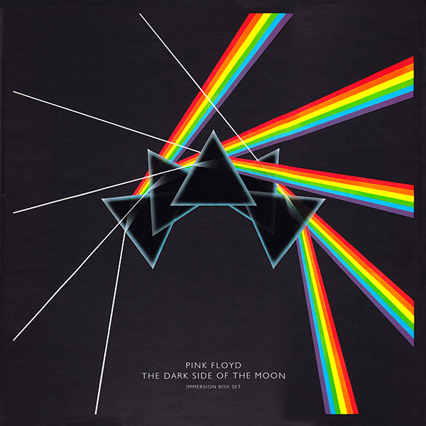 Pink Floyd ‎– The Dark Side Of The Moon (Ltd. Box Set) [2CD+2DVD+Blu-Ray] Import