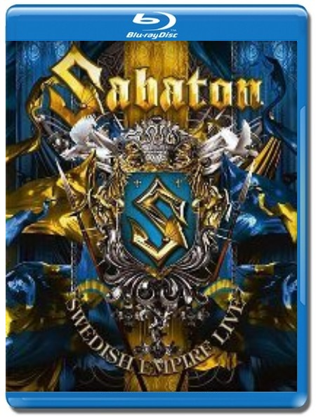 Sabaton / Swedish Empire Live [Blu-Ray]
