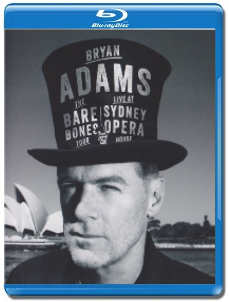 Bryan Adams / Live At Sydney Opera House [Blu-Ray]