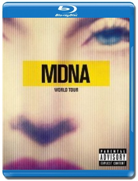 Madonna / The MDNA Tour [Blu-Ray] Import