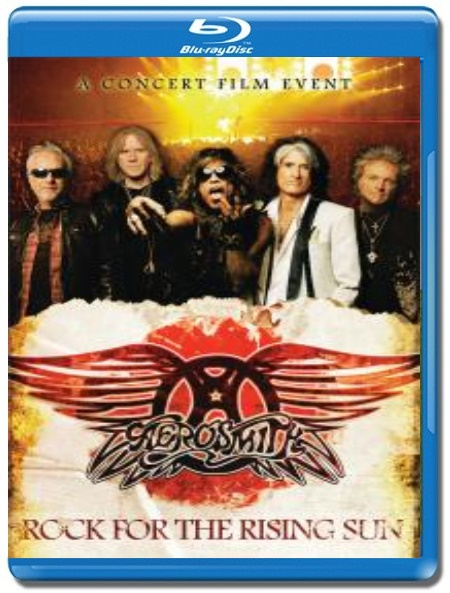 Aerosmith / Rock For The Rising Sun [Blu-Ray]