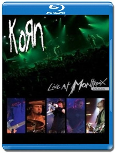 Korn / Live at Montreux [Blu-Ray]