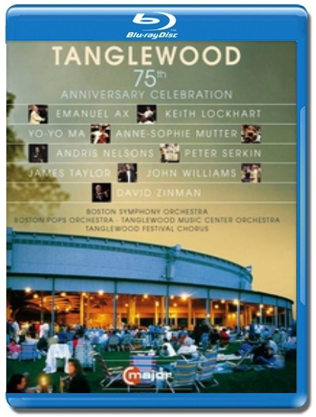 Tanglewood 75th Anniversary Celebration [Blu-Ray]