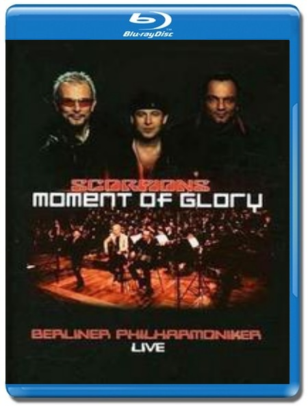 Scorpions / Moment of Glory Berliner Philharmoniker Live [Blu-Ray]