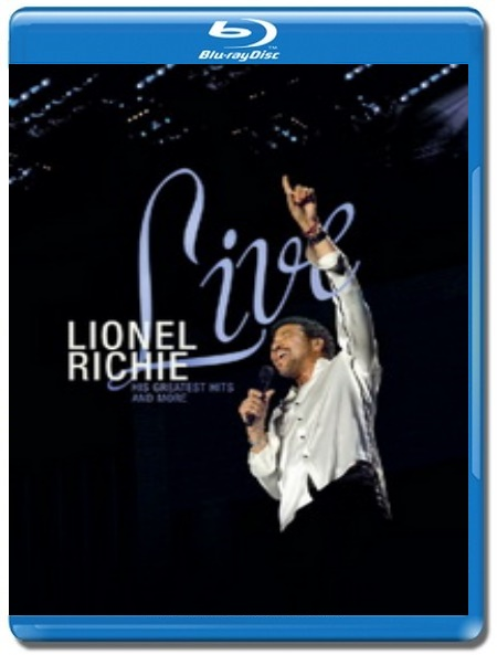 Lionel Richie / Live: His Greatest Hits & More [Blu-Ray]