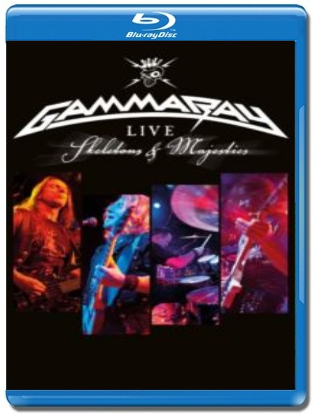 Gamma Ray / Skeletons & Majesties Live 2011 / 2012 [Blu-Ray]