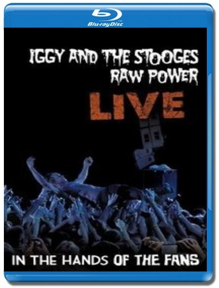 Iggy and The Stooges [Blu-Ray]