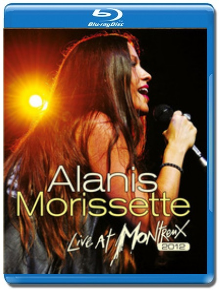 Alanis Morissette / Live at Montreux [Blu-Ray]