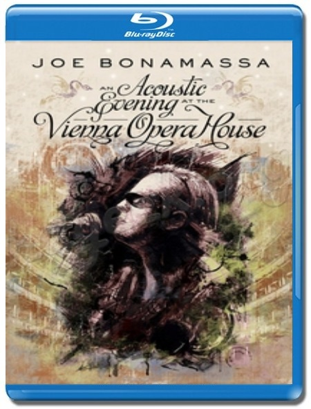 Joe Bonamassa / An Acoustic Evening At The Vienna Opera House [Blu-Ray]