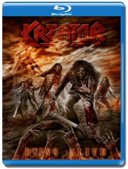Kreator / Dying Alive [Blu-Ray]
