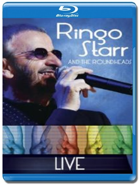 Ringo Starr and the Roundheads / Live [Blu-Ray]