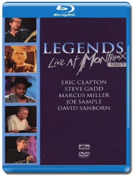 Legends / Live At Montreux 1997 [Blu-Ray]