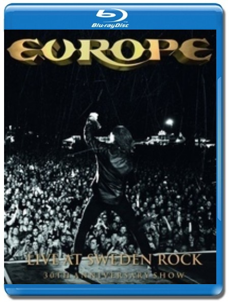 Europe / Live at Sweden Rock - 30th Anniversary Show [Blu-Ray]