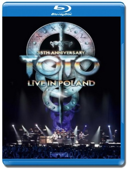 Тото / Live in Poland [Blu-Ray]