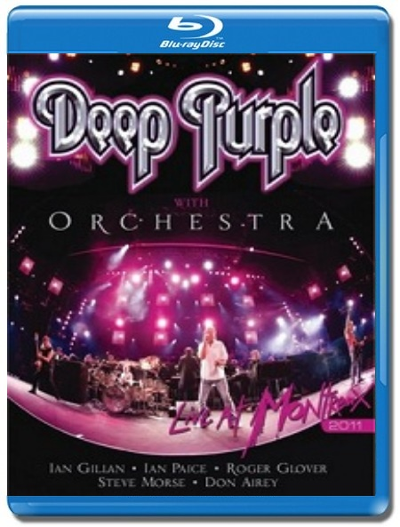 Deep Purple / Orchestra: Live At Montreux [Blu-Ray]