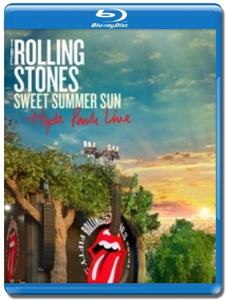 The Rolling Stones / Sweet Summer Sun - Hyde Park Live [Blu-Ray]