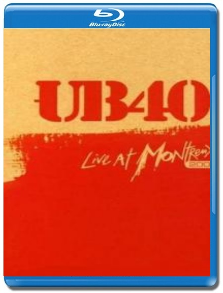 UB40 / Live At Montreux [Blu-Ray]