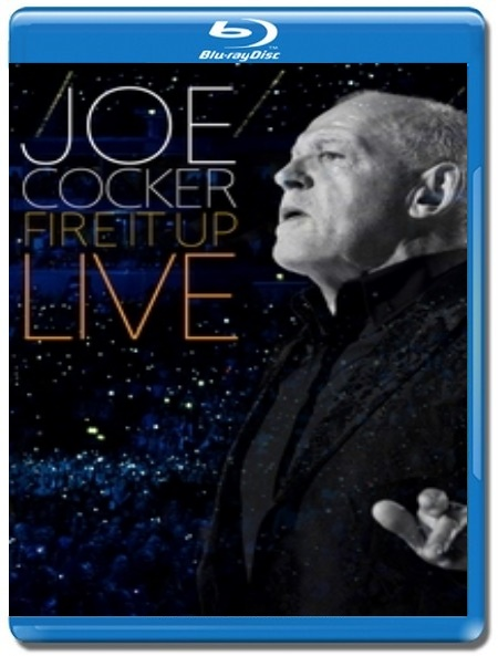 Joe Cocker - Fire it Up, Live [Blu-Ray] Import