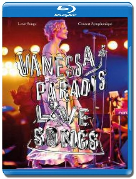 Vanessa Paradis / Love Songs Concert Symphonique [Blu-Ray]