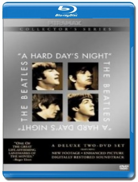 The Beatles / A Hard Day's Night [Blu-Ray]