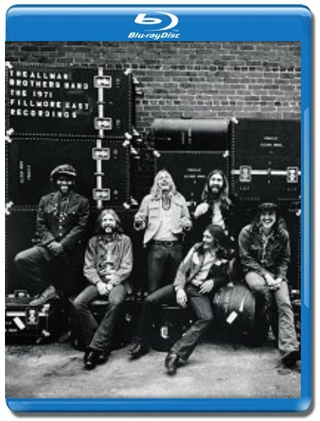 The Allman Brothers Band [3 Blu-Ray]