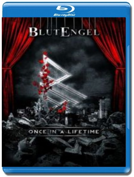 BlutEngel - Once In A Lifetime [Blu-Ray] Import