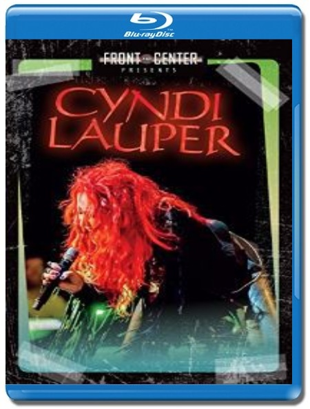Cyndi Lauper / Front and Center Presents [Blu-Ray]