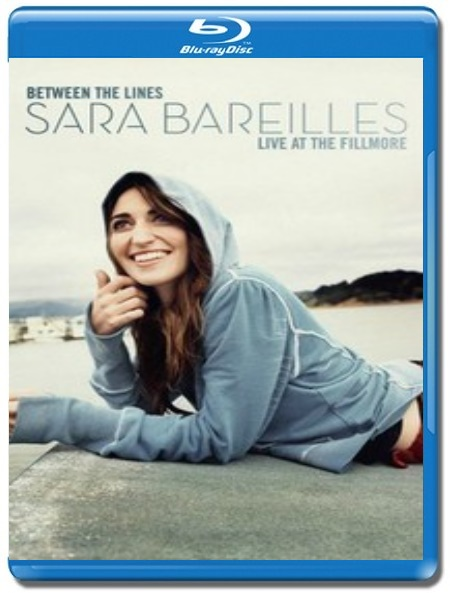 Sara Bareilles / Between The Lines, Live At The Filmore [Blu-Ray]